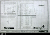 Blueprint - 1993 - Landscape Construction Plan - Drawing L-2