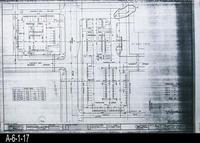 Blueprint - 1993 - Horizontal Control Plan - Drawing C-6