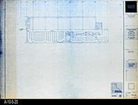 Blueprint - Corona Public Library - Mezzanine Signal Plan - E4.1.5