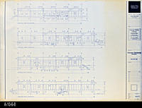 Blueprint - Corona Public Library - Exterior Elevations Demolition  - A1.3.7...