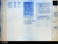 Blueprint - Corona Public Library - Symbol List /Lighting Fixture Schedule -...