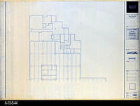Blueprint - Corona Public Library - Lower Level Reflected Ceiling Plan - A6.1...
