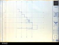 Blueprint - Corona Public Library - Main Level Floor Plan East  - A2.2.5