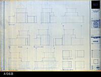 Blueprint - Corona Public Library - Interior Elevations Main Level - A5.7