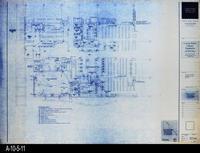 Blueprint - Corona Public Library - Main Level Power Plan South - E3.1.4