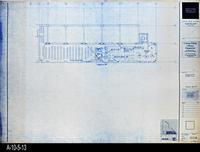 Blueprint - Corona Public Library - Mezzanine Power Plan - E3.1.6