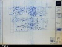 Blueprint - Corona Public Library - Main Level Signal Plan South - E4.4