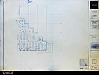 Blueprint - Corona Public Library - Mezzanine Signal Plan - E4.6