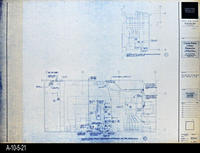 Blueprint - Corona Public Library - Enlarged Equipment Room Power Plans - E5.1.1...
