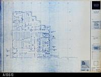 Blueprint - Corona Public Library - Main Level Power Plan North - E3.1.3