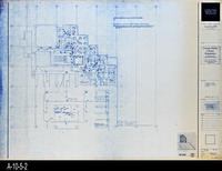Blueprint - Corona Public Library - Lower Level Lighting Plan North - E2.1.1...