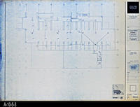 Blueprint - Corona Public Library - Lower Level Lighting Plan South - E2.1.2...