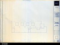 Blueprint - Corona Public Library - Mezzanine Reflected Ceiling Plan East -...