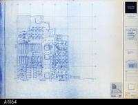 Blueprint - Corona Public Library - Main Level Lighting Plan North - E2.1.3