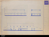 Blueprint - 1991 - Circulation and Reference Desk