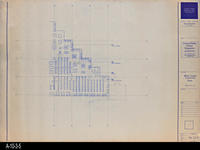 Blueprint - 1991 - Main Level - Furniture Plan - East