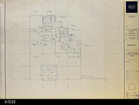 Blueprint - 1992 - Interiors - Lower Level Library Furniture - North
