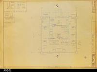 Blueprint - Heritage Room Floor Plan - Job No. 101-76