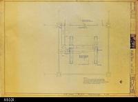 Blueprint - Heritage Room Mechanical Plan - Job No. 101-76