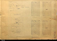 Blueprint - Panel Schedule - Job No. 101-73