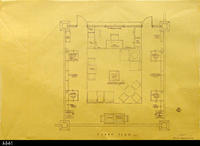 Blueprint - Heritage Room First Floor Plan - Revision 1