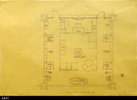 Blueprint - Heritage Room First Floor Plan - Revision 1