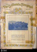 Newspaper  - 1916 - California Citrograph