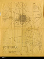 Newspaper - 1857 - Zoning Map - City Planning Commission