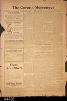 December 3, 1908 - The Corona Messenger