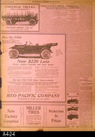 Newspaper - 1913 - Los Angeles Times - Corona Road Racing