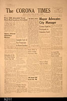 Newspaper - 1949 - The Corona Times, Vol. 1, No. 11 - Local Corona News and...