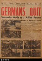 1945 - Germans Quit