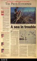 Newspaper - 1993 - The Press Enterprise - Reprint of Salton Sea Articles:  Countdown...