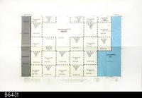 Map - c. 1980 - 1980 Census Blk Map No. 523NE - Palm Springs, Palm Springs Div.,...