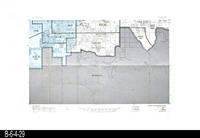 Map - c. 1980 - 1980 Census Blk Map No. 522NW - Hemet, East Hemet, Valle Vista,...