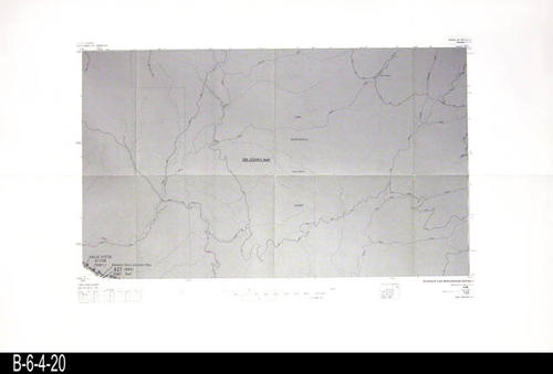 "This map covers Block No. 122 - Partial for:  Valley Vista, Hemet - San Jacinto Div.  - MEASUREMENTS:  22"" x 34"" - CONDITION:  Very Good - COPIES:  1."