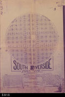 1888 - South Riverside Town Site