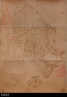 1887 - Map of South Riverside - Colony and Townsite