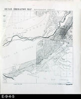 1888 - Riverside Sheet (right side) Detail Irrigation Map -White Copy