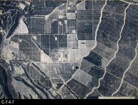 Map - 1987 - South Corona  Base Map - Aerial Map - A-200-7