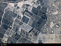 Map - 1987 - South Corona  Base Map - Aerial Map - A-200-4