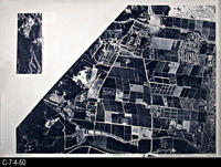 Map - 1987 - South Corona  Base Map - Aerial Map - A-400-10