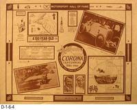 Poster - Corona Centennial 1886-1986