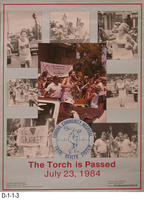 Poster - The Torch is Passed