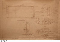 Blueprint - 1965 -500,000 Gallon El Cerrito Res. - Reservoir Elevator, Varec...