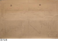 Blueprint - 1965 -500,000 Gallon El Cerrito Res. - Access Road and Pipeline