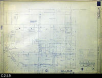 Blueprint - 1968 - Corona Mall - Redevelopment Project - Plot Plan - A4