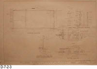 Blueprint - 1964 -500,000 Gallon El Cerrito Res. - Reservoir Elevator, Varec...