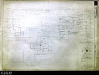 Blueprint - 1968 - Corona Mall - Redevelopment Project - Section Plan - A7