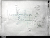 Blueprint - 1969 - Corona Mall - Redevelopment Project - Landscape Grade and...